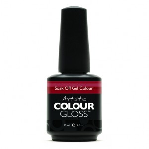 Artistic Colour Gloss Soak-Off Gel Colour - Cheeky  (15ml/.5 oz) - #03008