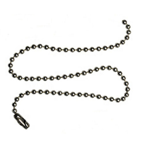 Stainless Steel Ball Chain Lanyards