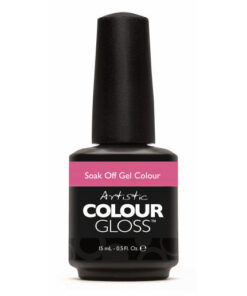 Artistic Colour Gloss Soak-Off Gel Colour - FLIRTY (15ml/.5 oz) - #03113