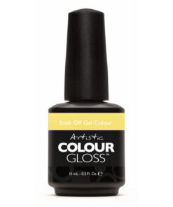 Artistic Colour Gloss Soak-Off Gel Colour - WILD (15ml/.5 oz) - #03116