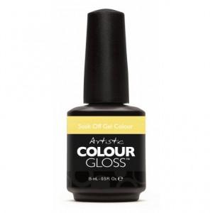 Artistic Colour Gloss Soak-Off Gel Colour - WILD (15ml/.5 oz) - #03116