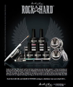 Rock Hard Gel