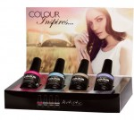 Artistic Colour Gloss Soak-Off Gel Colour Gloss Spring Collection 2014 Open Box