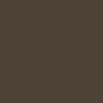 PROVOC Gel Eye Liner WP 89 Sweet Chocolate - Color Strip
