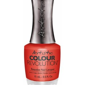 Artistic Colour Revolution - Reactive Nail Lacquer - Little Red Suit (15ml.5 fl oz) - 2300110
