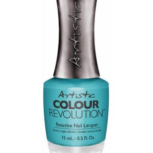 Artistic Colour Revolution - Reactive Nail Lacquer - Resting Beach Face (15ml.5 fl oz) - 2300107