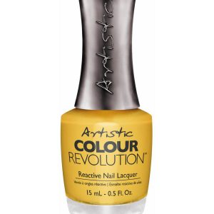 Artistic Colour Revolution - Reactive Nail Lacquer - Suns Out Buns Out (15ml.5 fl oz) - 2300112