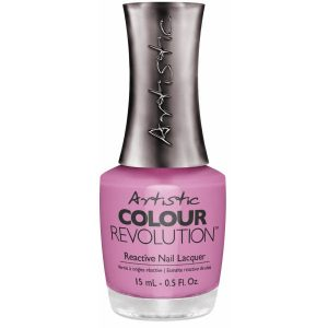 Artistic Colour Revolution - Reactive Nail Lacquer - Gnarly In Pink (15ml.5 fl oz) - 2300096