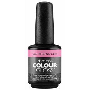 Artistic Colour Gloss Soak-Off Gel Colour Gloss - Don't Blush (15ml.5 oz) - #03251
