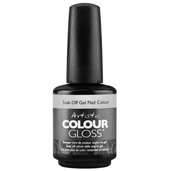 Artistic Colour Gloss Soak-Off Gel Colour - Up To Snow Good - (15ml.5 fl oz) - 2100136