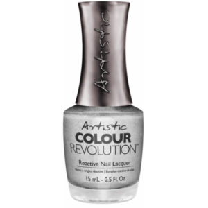 Artistic Colour Revolution - Reactive Nail Lacquer - Heart of Chrome (15ml.5 fl oz) - 2300148