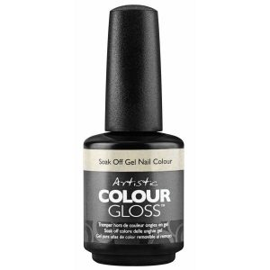 Artistic Colour Gloss Soak-Off Gel Colour - Game Face - (15ml.5 fl oz) 2100160