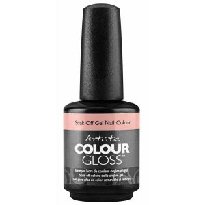 Artistic Colour Gloss Soak-Off Gel Colour - No Pain No Gain - (15ml.5 fl oz) 2100162