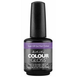 Artistic Colour Gloss Soak-Off Gel Colour - Train Dirty - (15ml.5 fl oz) 2100159