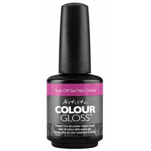 Artistic Colour Gloss Soak-Off Gel Colour - Wo-Man Up - (15ml.5 fl oz) 2100157