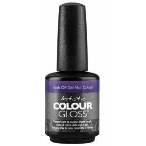 Artistic Colour Gloss Soak-Off Gel Colour - Work Out Warrior - (15ml.5 fl oz) 2100158