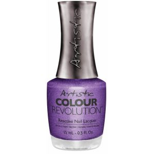 Artistic Colour Revolution - Reactive Nail Lacquer - Train Dirty (15ml.5 fl oz) - 2300159