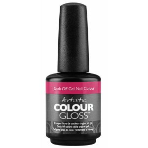 Artistic Colour Gloss Soak-Off Gel Colour - Dance All Night - (15ml.5 fl oz) 2100181