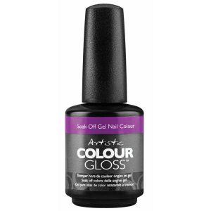 Artistic Colour Gloss Soak-Off Gel Colour - I'm With The Dj - (15ml.5 fl oz) 2100186