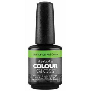 Artistic Colour Gloss Soak-Off Gel Colour - Let's Get Electric - (15ml.5 fl oz) 2100183