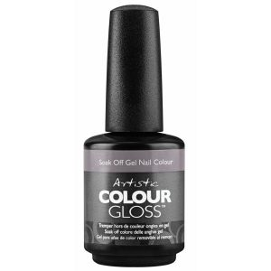 Artistic Colour Gloss Soak-Off Gel Colour - Oh Crepe - (15ml.5 fl oz) 2100190