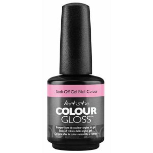 Artistic Colour Gloss Soak-Off Gel Colour - Rave Bunny - (15ml.5 fl oz) 2100182