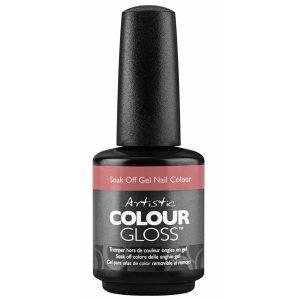 Artistic Colour Gloss Soak-Off Gel Colour - Too Much Sauce - (15ml.5 fl oz) 2100191