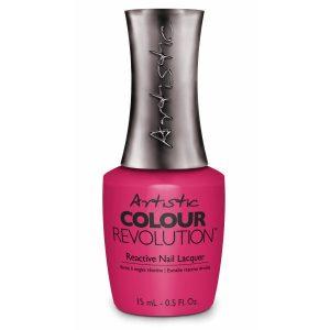 Artistic Colour Revolution - Reactive Nail Lacquer - Dance All Night (15ml.5 fl oz) - 2300181