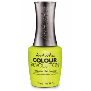 Artistic Colour Revolution - Reactive Nail Lacquer - Electric Daisy Girl (15ml.5 fl oz) - 2300184
