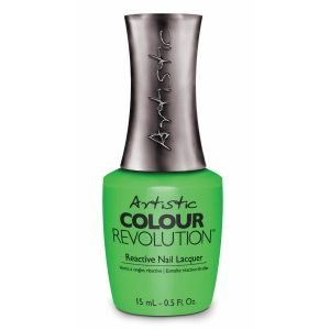 Artistic Colour Revolution - Reactive Nail Lacquer - Let's Get Electric (15ml.5 fl oz) - 2300183