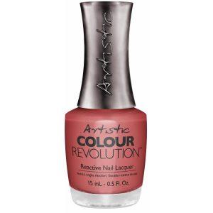 Artistic Colour Revolution - Reactive Nail Lacquer - Too Much Sauce (15ml.5 fl oz) - 2300191