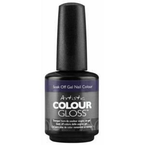 Artistic Colour Gloss Soak-Off Gel Colour - Babe with a Blade - (15ml.5 fl oz) 2100200