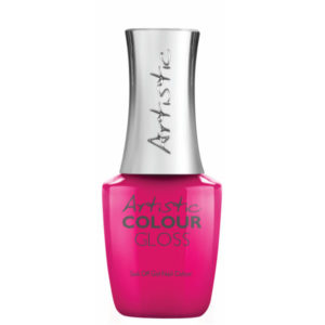 Artistic Colour Gloss Soak-Off Gel Colour - Picas-So Pink - (15ml.5 fl oz) 2700220